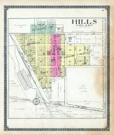 Hills, Rock County 1914